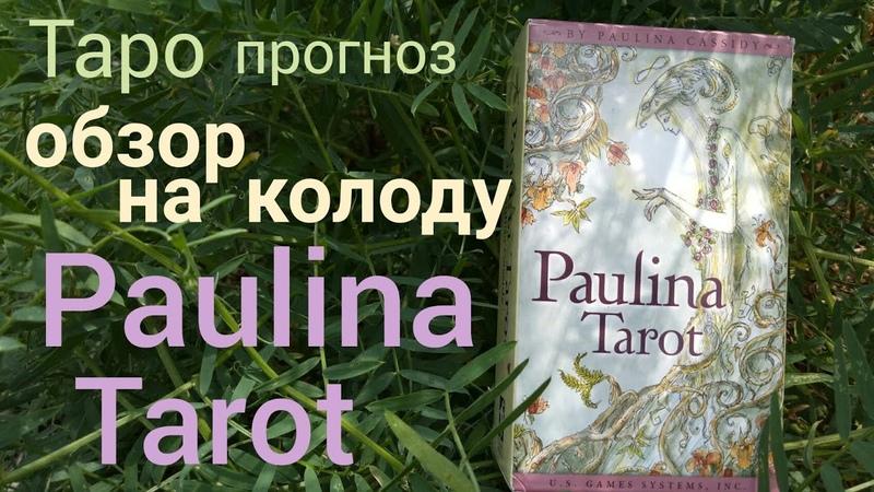 Обзор колода Таро Паулина Кессиди 🔮 Кассиди 🔮 review on the deck Paulina Tarot by Paulina Cassidy
