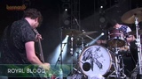 Royal Blood - Out Of The Black (Bonnaroo Festival 2015)