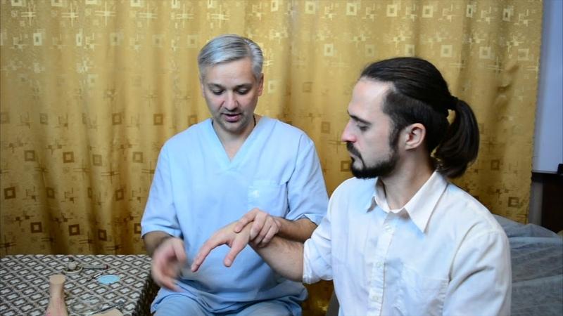 Первые шаги в восстановлении суставов и позвоночника. Урок 1