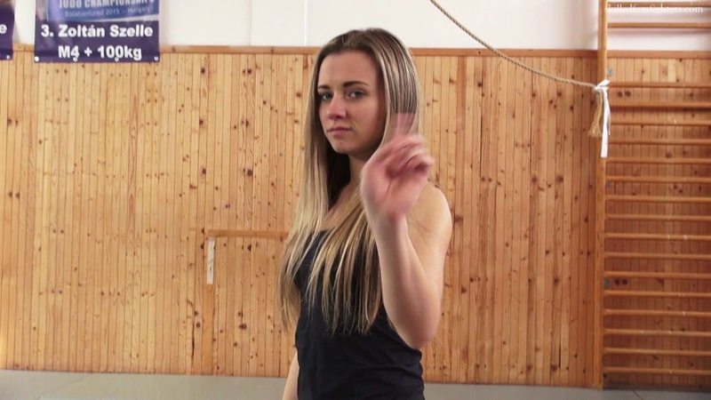 Ema karate action part 2 preview