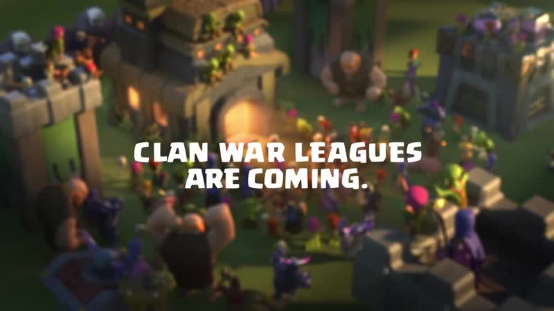 Clash of Clans- Eight Clans Enter, One Clan Leaves