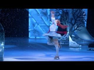 Европейская премьера первого ледового шоу cirque du soleil состоится в москве