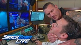 Randy Orton reviews his vicious assaults on Jeff Hardy SmackDown LIVE, Sept. 18, 2018