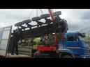 Гусеницы для Уаза буханки ТСН 74 мини отгрузка в город Ухта