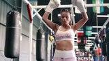 Кто сказал что девушки которая занимаются боксом это не красиво