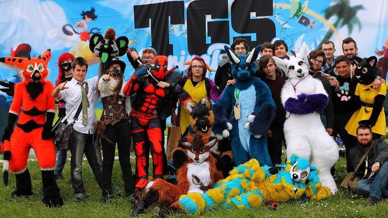 Fursuit   TGS Springbreak 2018