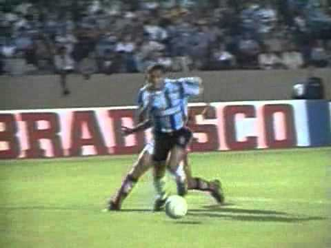 Grêmio 3x1 Flamengo - Brasileiro 1996
