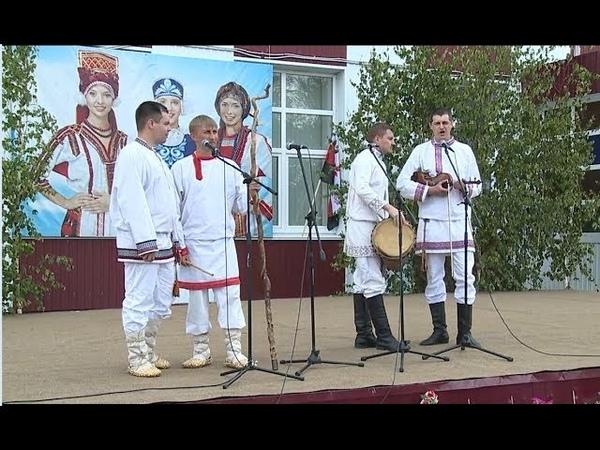 ТОРАМА им В И Ромашкина Кодамо моро минь моратано (эрзянская народная песня)