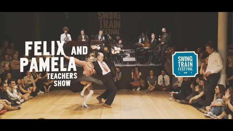 FELIX PAMELA - Swing Train Festival 2018 - IV Ed.