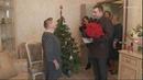 Дмитрий Жариков поздравил с 95-летием труженика тыла Екатерину Лосникову