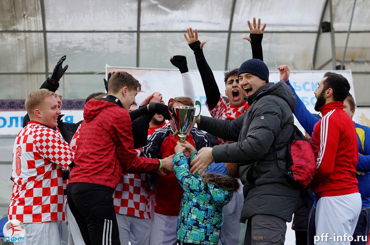Обзор финальных матчей Зимнего кубка 6х6