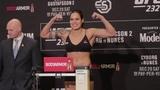 #UFC232: Аманда Нуньес — 65,8 kg