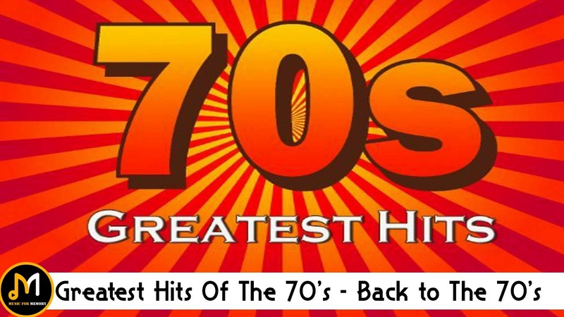 Greatest Hits Of The 70s - 70s Music Classic