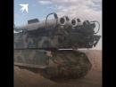 Видео с сирийского аэродрома Думейр, который отразил атаку американцев со 100-процентным результатом.