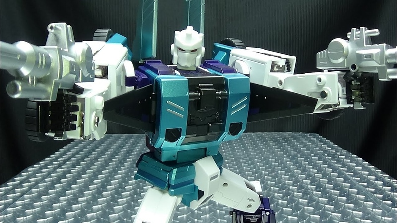 Fans Toys HYDRA (Sixshot) EmGos Transformers Reviews N Stuff
