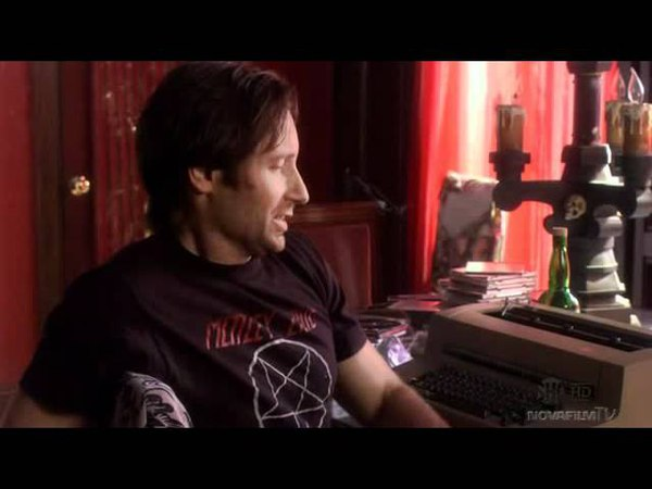 Californication Блудливая Калифорния Lou Ashby Лу Эшби