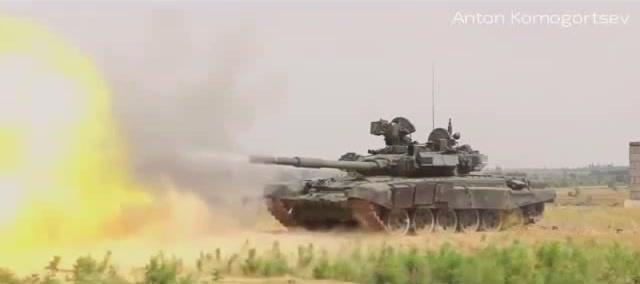 TANK Т90 World of Tanks