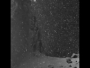 Секунда видео с кометы Чурюмова–Герасименко.