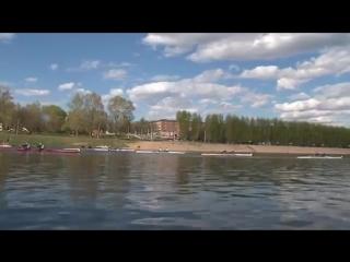 50 Всероссийская юбилейная регата по академической гребли