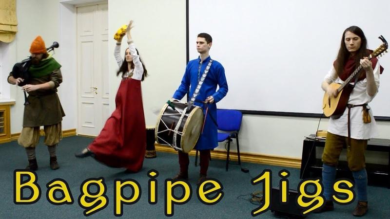 Skogenvard - Волыночные джиги / Bagpipe Jigs
