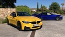 BMW Individual shows us their M3 M4 Skittles