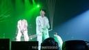 180905 Outro Tear @ BTS 방탄소년단 Love Yourself Tour in LA Fancam 직캠