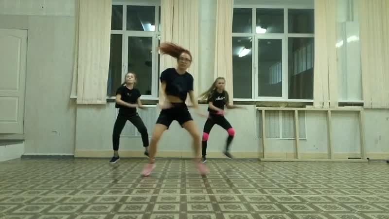 Девочки стараются Major Lazer- All My Love