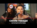 🅰️ Наталья Королёва - Синие Лебеди ( LIVE Авторадио)