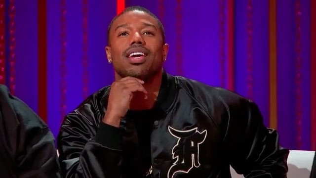 """Michael Bakari Jordan❤️ on Instagram """"And now we know the origin of the spit take😂😂 Catch Michael and Steelo on MTV's SafeWord Friday 24th Aug 11..."""