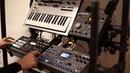 Elektron Analog Rytm Techno Jam (Dual VCO Rolling Bass)