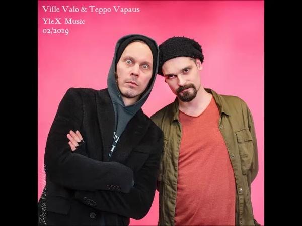 Ville Valo Ylex Music 15.02.2019