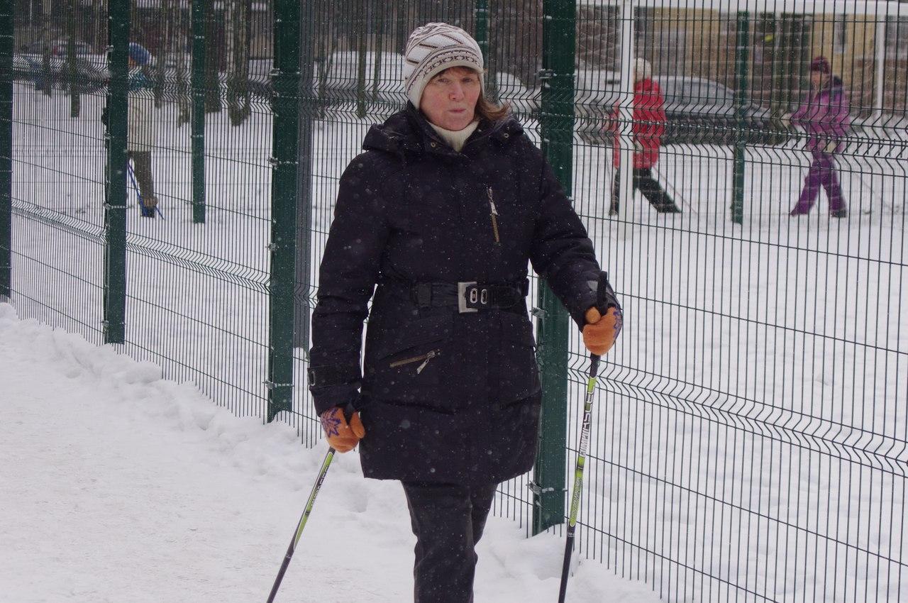 Районные соревнования по скандинавской ходьбе (Nordic Walking), посвященные Дню защитника Отечества,<br>в рамках фестиваля городской среды Выходи гулять!