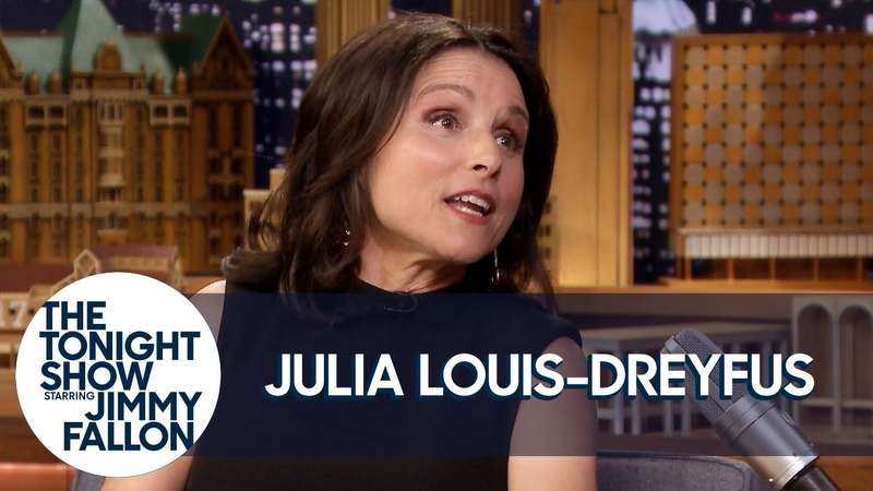 Julia Louis-Dreyfus Shows How Good She Is at Swearing Thanks to Veep
