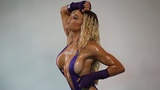 Bikini Athlete LAUREN DRAIN KAGAN workout motivation