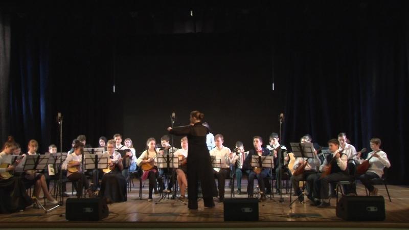 Видео оркестр ДШИ Конкурс КИТ