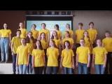 Битва хоров. Песни о школе. Мой 7В
