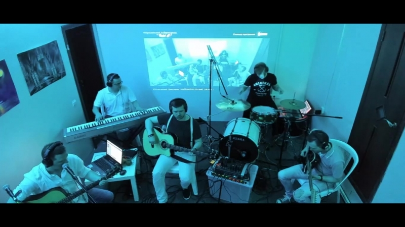 Greenwich Village - Everything (live, acoustic @ ralphradio)