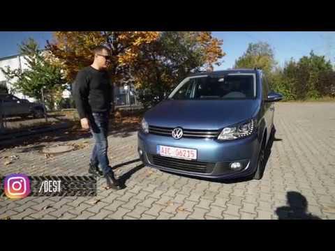 Семейный VW TOURAN 2.0 DSG 7 Мест Поедет в Молдову
