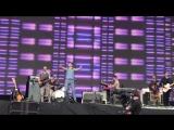Niall performing Slow Hands at Biggest Weekend 2705