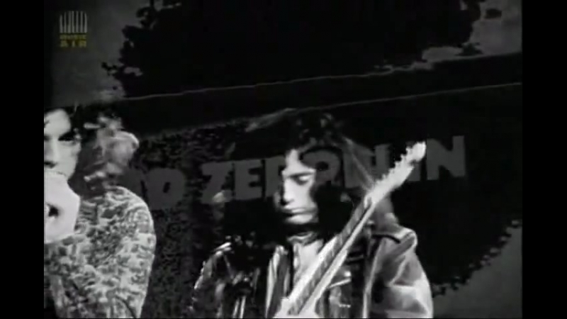 Led Zeppelin March 27 1969 You Shook Me Beat Club