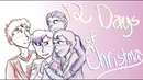 (SANDERS SIDES) 12 DAYS OF CHRISTMAS ANIMATIC