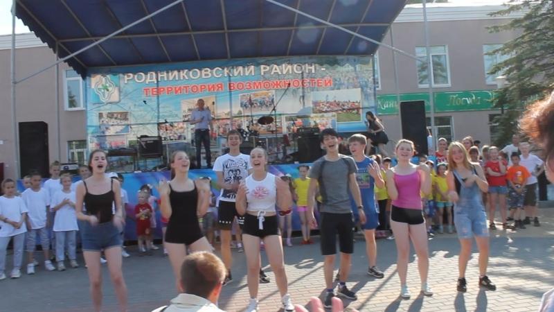 команда БАТАРЕЙКА, танцевальные батлы