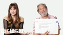 Dakota Johnson Jeff Bridges Answer the Web's Most Searched Questions | WIRED