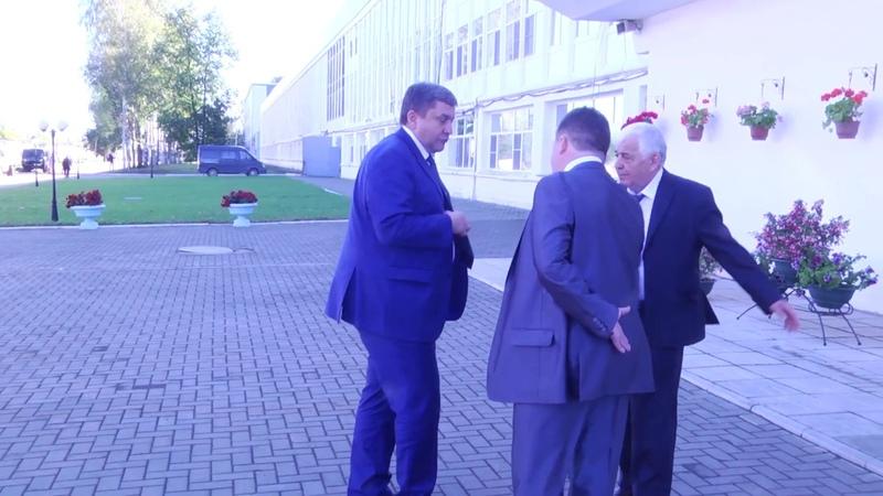 Попов М.М. зам. Секретаря Совета Безопасности Российской Федерации член Наблюдат