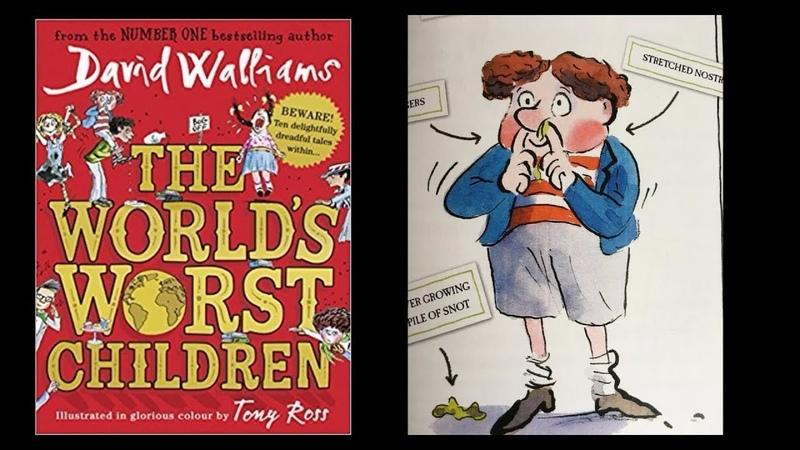David Walliams - The World's Worst Children - Peter Picker