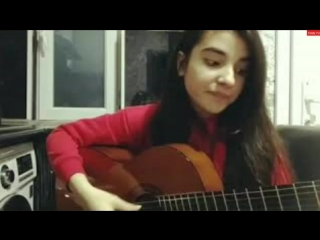 Nahide Babashli - Yandırdın qəlbimi aman _ 2018 _(360P).mp4