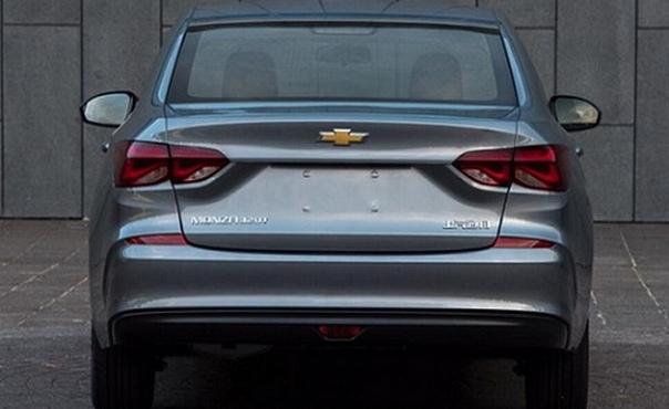 Chevrolet Monza: новый седан, который окажется дешевле Cruze.