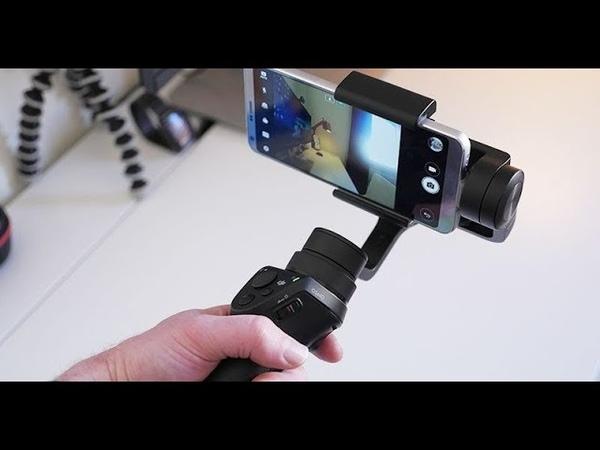 DJI Osmo Mobile 2 Reviews Handheld Smartphone Gimbal