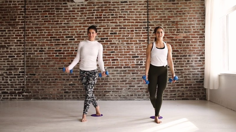 Mindful Movement: A Quick, Simple Workout with Michelle of the A.S.S. Class!
