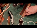 Leather Build Along 3_ Moleskine Covers